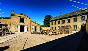 Svendborg historiske centrum - billede Fattiggården - foto: Geir Hauksson