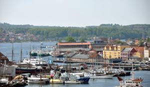 Svendborg som levende havn