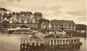 Lundeborg Havn - foto: Svendborg Byhistorisk arkiv