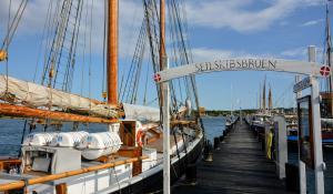 Sejlskibsbroen - foto: Knud Mortensen