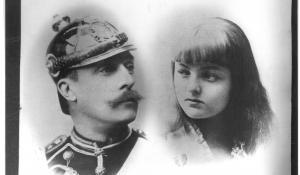 Sixten Sparre og Elvira Madigan - foto: Svendborg Byhistorisk arkiv