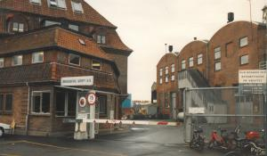 Svendborg Værft - foto: Lokalhistorisk arkiv