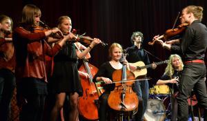 Svendborg Kammermusik i Guldsalen - foto: Knud Mortensen