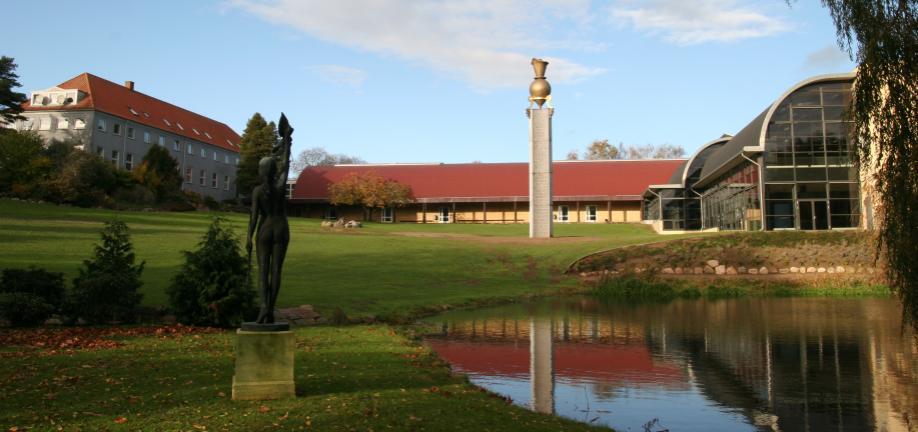 Mogens Møllers værk - foto: Skaarup Lokalhistorisk Arkiv