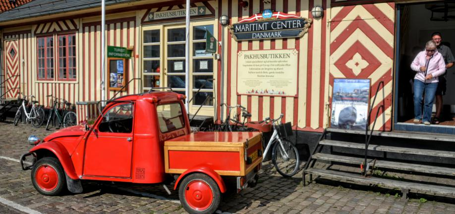 Maritimt Center - foto: Knud Mortensen