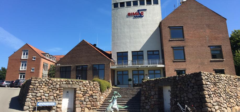Nuværende SIMAC-bygning