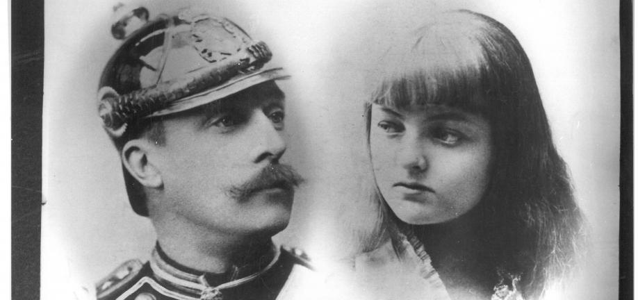 Elvira Madigan og Sixten Sparre - foto: Svendborg Byhistorisk arkiv