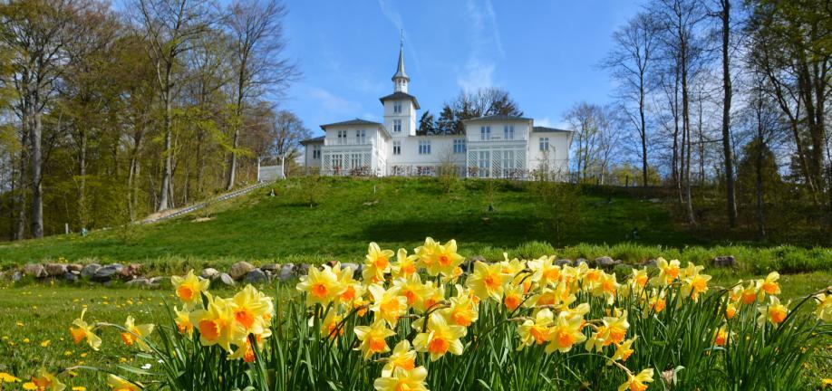 Villa Tårnborg - foto: Lokalhistorisk Arkiv